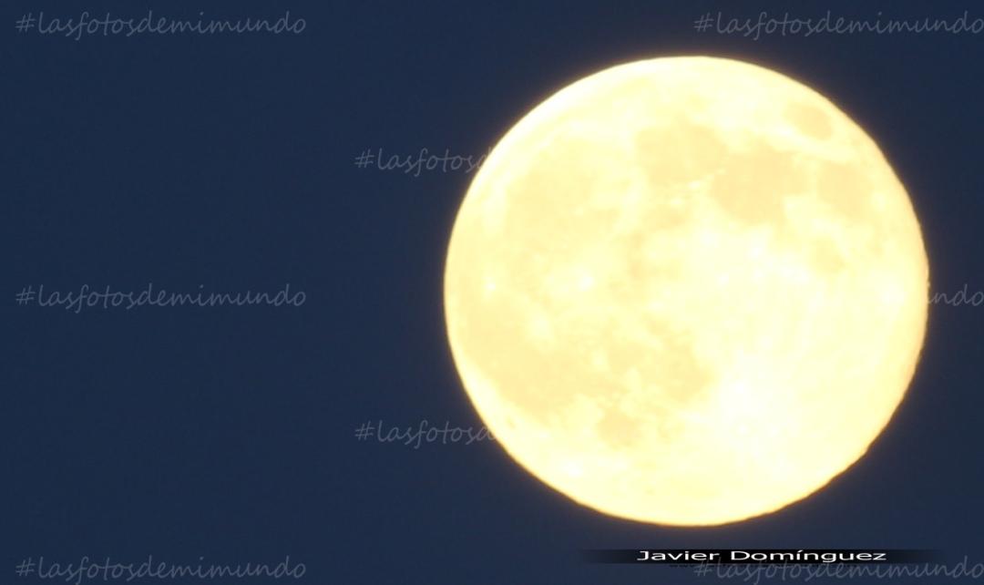 luna llena julio 2014
